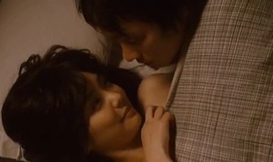 倉科カナ 濡れ場で濃厚なキスとベットシーンで絡み合う